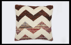 SARAI WOVEN ACCENT PILLOW