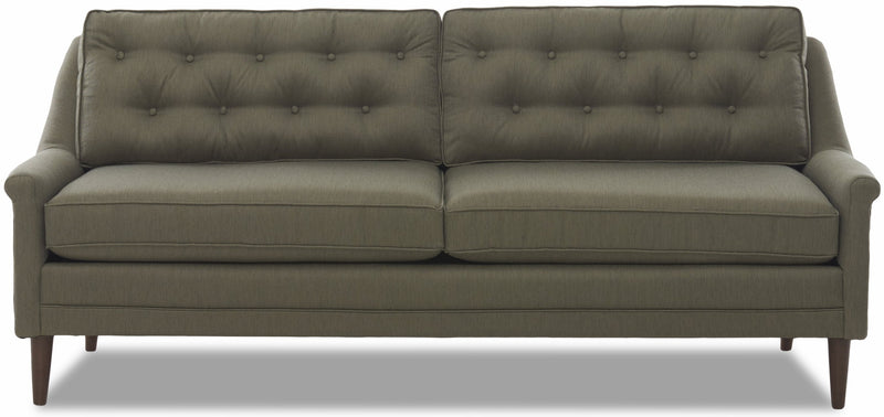 CORNERSTONE HOME INTERIORS - ROCKFORD SOFA (IN CADET ARMY)