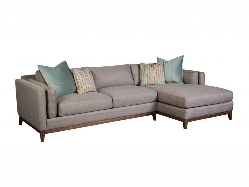KELSEY SOFA W/CHAISE