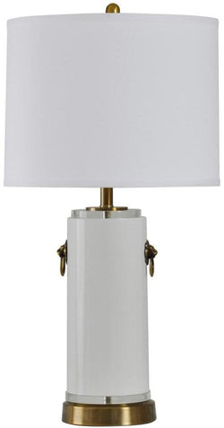 CORNERSTONE HOME INTERIORS - LIGHTING - DAIN TABLE LAMP