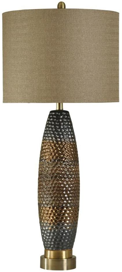 CORNERSTONE HOME INTERIORS - LIGHTING - LAUGHLIN TABLE LAMP