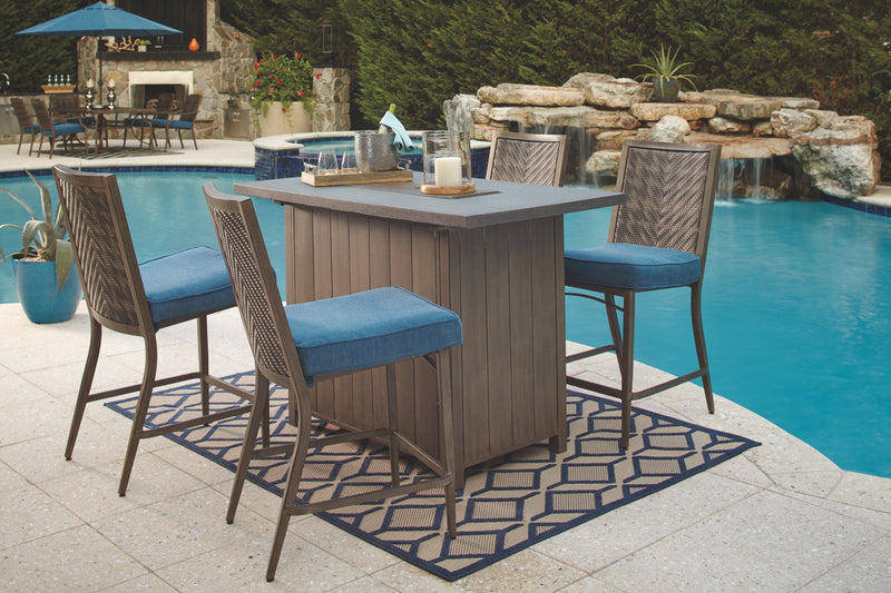 CORNERSTONE HOME INTERIORS - PARTANNA OUTDOOR PATIO SET COLLECTION