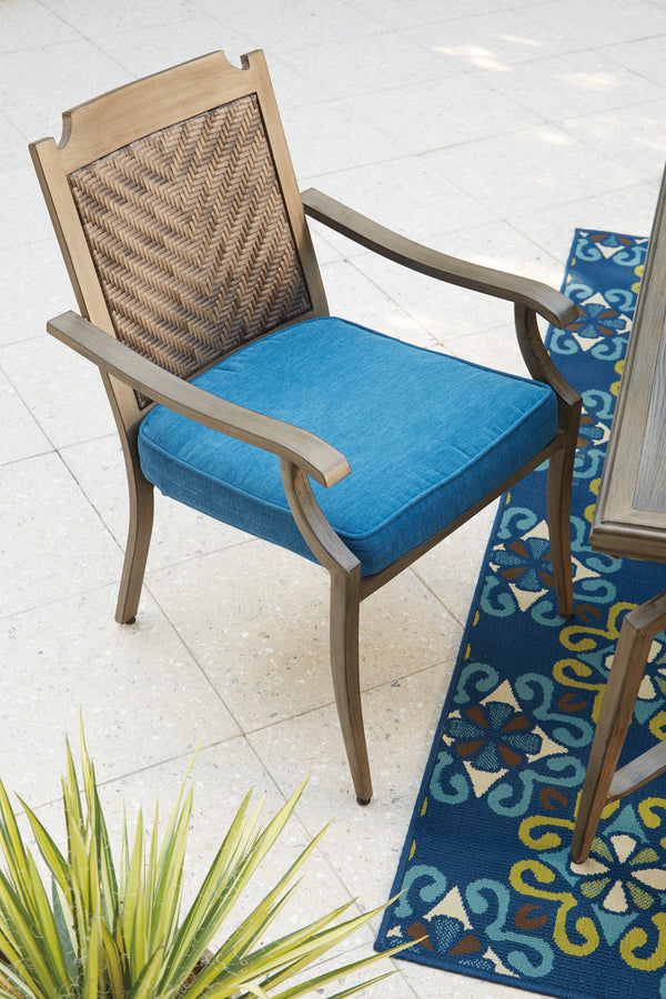 CORNERSTONE HOME INTERIORS - PARTANNA CHAIR