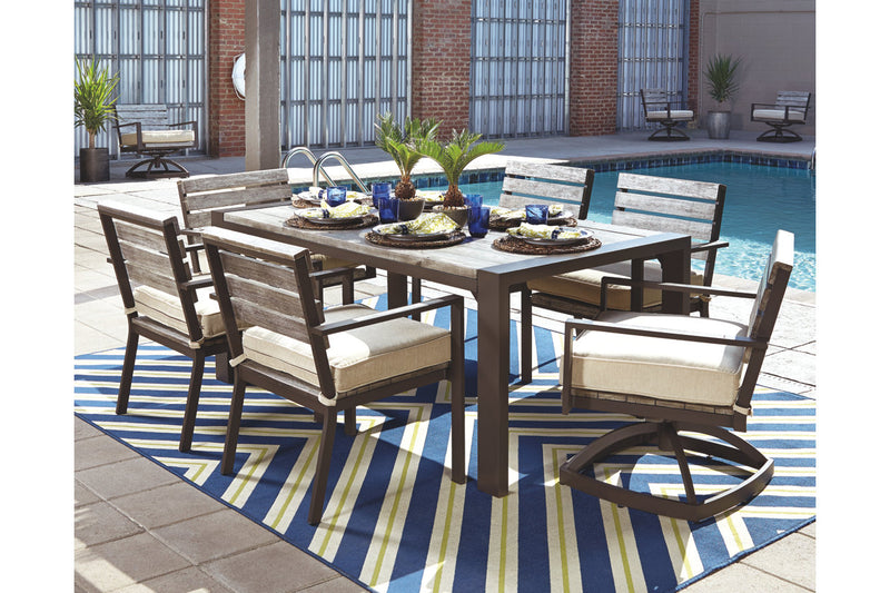 CORNERSTONE HOME INTERIORS - PEACHSTONE OUTDOOR PATIO SET COLLECTION