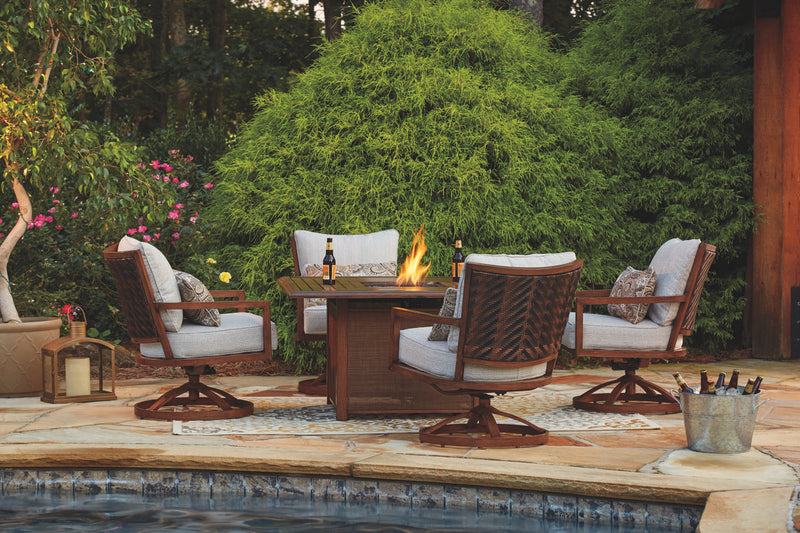 CORNERSTONE HOME INTERIORS - ZORANNE OUTDOOR PATIO SET COLLECTION