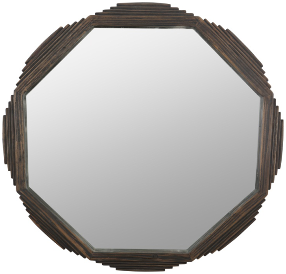 CORNERSTONE HOME INTERIORS - ACCENT - CARNEGIE MIRROR