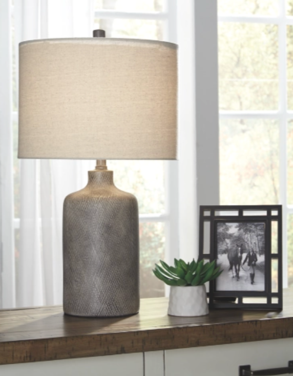LINUS CERAMIC TABLE LAMP
