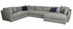 LEONORA 4 PIECE SECTIONAL