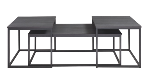 YARLOW OCCASIONAL TABLE SET/3