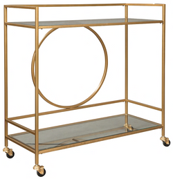JACKFORT BAR GOLD CART