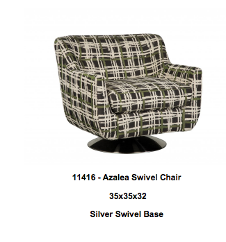 AZALEA SWIVEL CHAIR