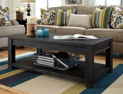 GAVELSTON RECTANGULAR COFFEE TABLE