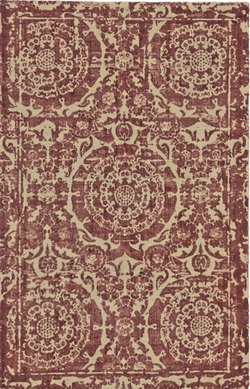 DYLAN 5x8 RUG IN RUBY