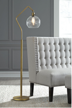 MARILEE METAL FLOOR LAMP