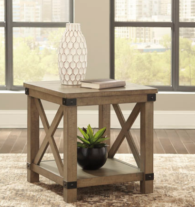ALDWIN END TABLE