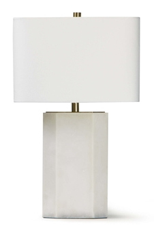 GRACE ALABASTER TABLE LAMP