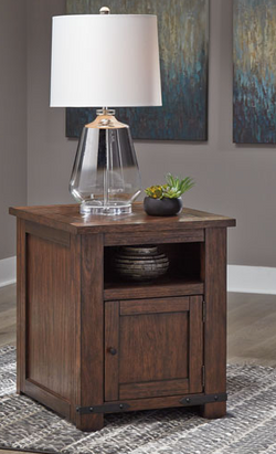 BUDMORE RECTANGULAR END TABLE