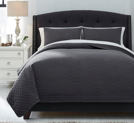RYTER QUEEN COVERLET SET
