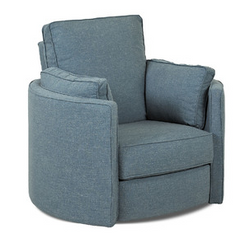 RYDER RECLINING SWIVEL CHAIR