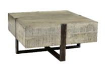 ARREY SQUARE COFFEE TABLE