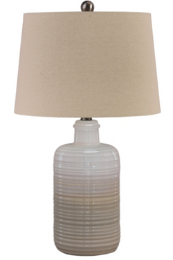 MARNINA CEMENT TABLE LAMP