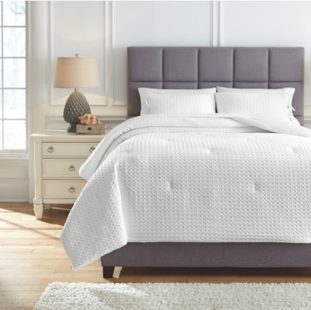 MAURILLIO QUEEN COMFORTER SET