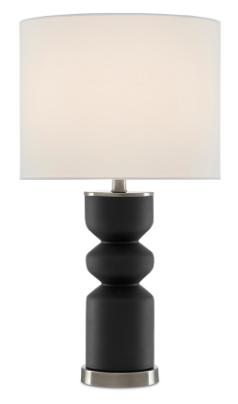 ANABELLE BLACK TABLE LAMP