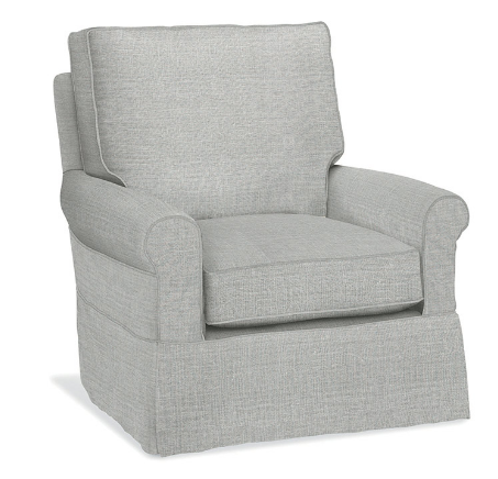 LIBBY ACCENT SWIVEL CHAIR