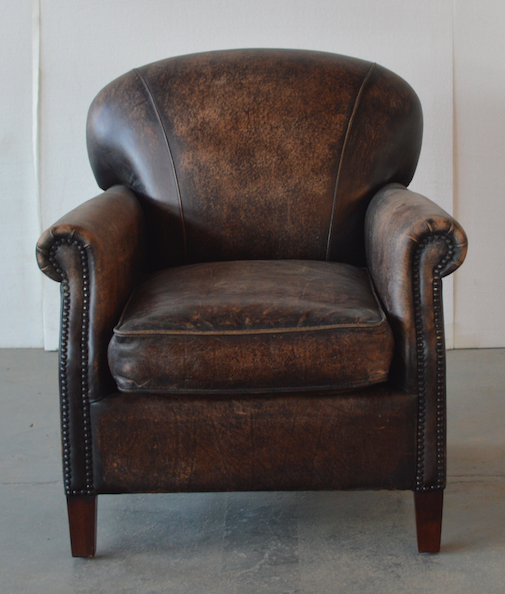 ALBERT CLUB CHAIR
