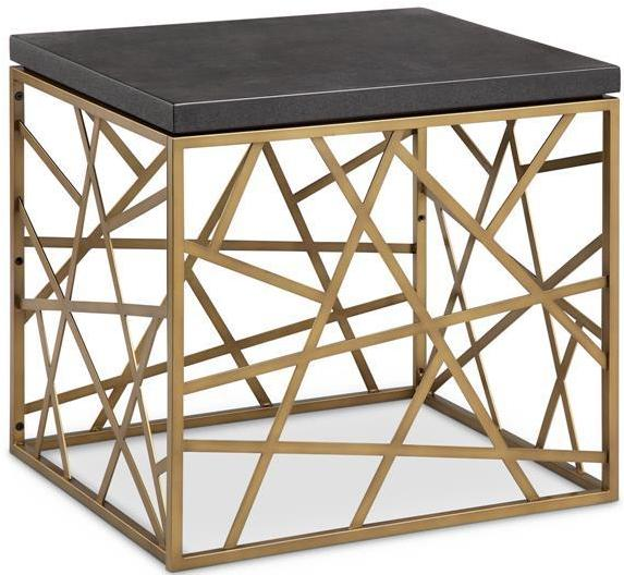 CORNERSTONE HOME INTERIORS - SARAPA END TABLE