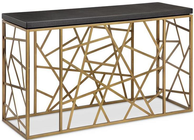 CORNERSTONE HOME INTERIORS - SARAPA SOFA TABLE