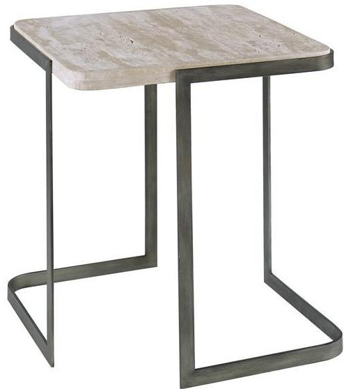 CORNERSTONE HOME INTERIORS - DEATON END TABLE