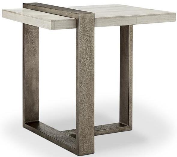 CORNERSTONE HOME INTERIORS - WILTSHIRE END TABLE