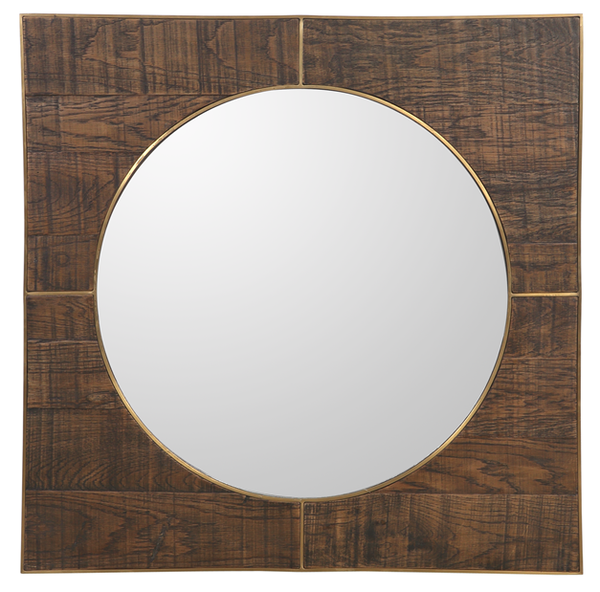 CORNERSTONE HOME INTERIORS - ACCENT - CANDLER MIRROR