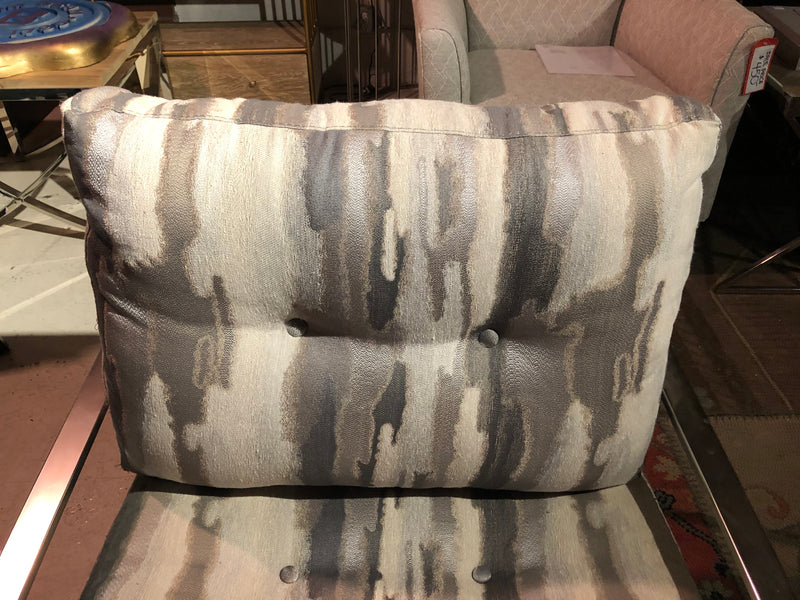 AMY METAL ACCENT CHAIR
