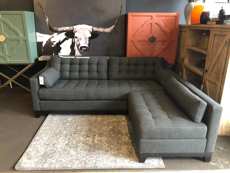 CANTREL SOFA WITH REVERSIBLE STORAGE CHAISE