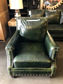 ARBOR LEATHER CHAIR