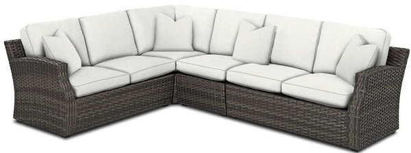 CORNERSTONE HOME INTERIORS - CASCADE OUTDOOR SECTIONAL
