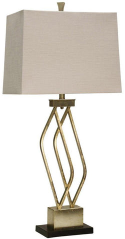 CORNERSTONE HOME INTERIORS - LIGHTING - IMPERIAL METAL LAMP