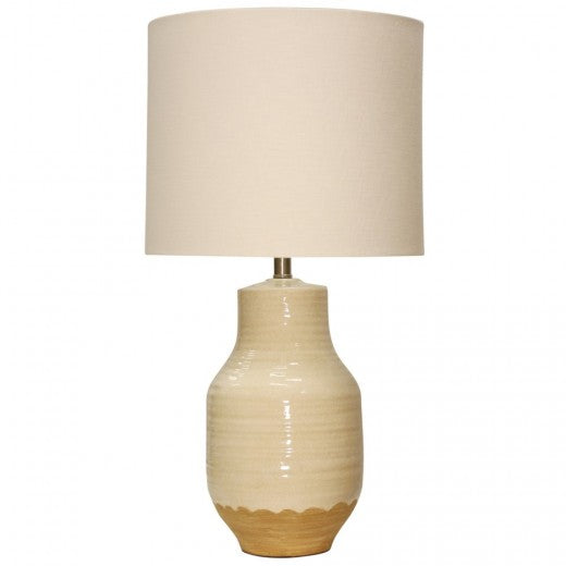 CORNERSTONE HOME INTERIORS - BEAUMONT CERAMIC TABLE LAMP