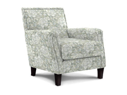 CORNERSTONE HOME INTERIORS - MADELYN CLUB CHAIR (MINERAL FABRIC)