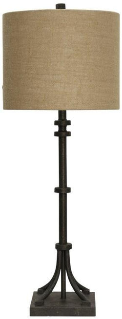 CORNERSTONE HOME INTERIORS - LIGHTING - JARIN TABLE LAMP