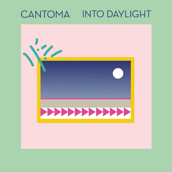 CANTOMA - INTO DAYLIGHT LP REPRESS (HIGHWOOD)