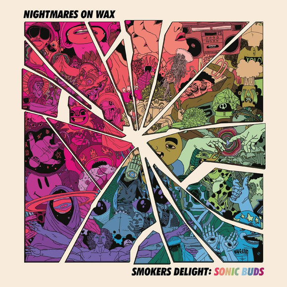 NIGHTMARES ON WAX - SMOKERS DELIGHT SONIC BUDS 12