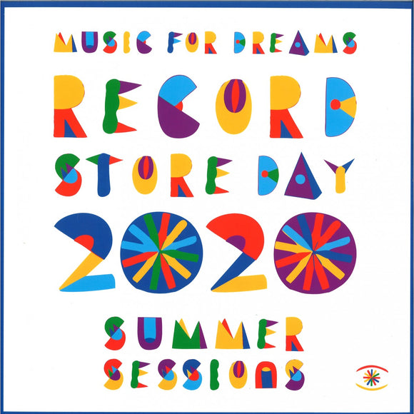 VARIOUS - MFD: RSD 2020 SUMMER SESSIONS LP (MUSIC FOR DREAMS)