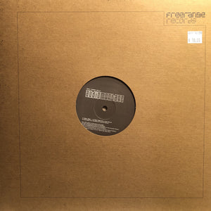 "AUDIOMONTAGE - FLYIN HIGH 12"" (FREERANGE RECORDS )"