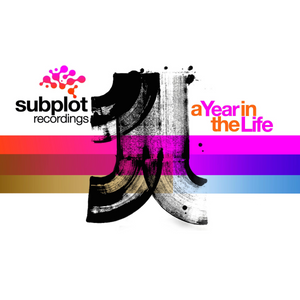 VARIOUS - A YEAR IN THE LIFE LP (SUBPLOT)