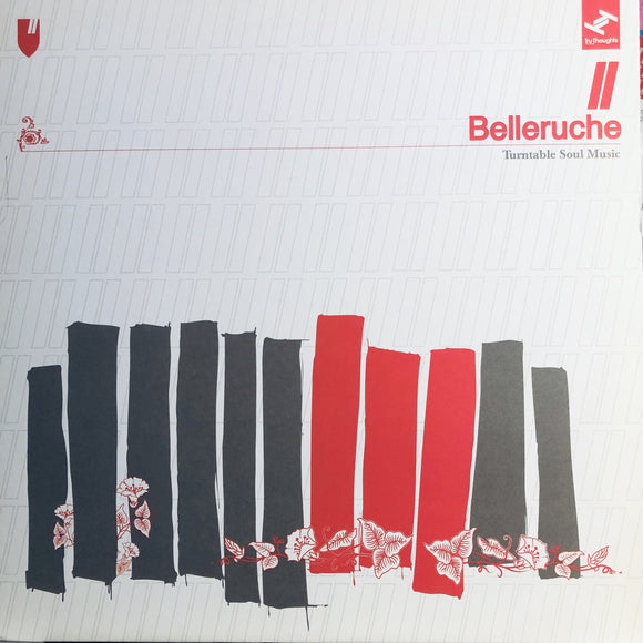 BELLERUCHE - TURNTABLE SOUL MUSIC LP (TRU THOUGHTS)