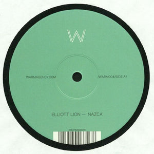 "ELLIOTT LION - NAZCA 12"" (WARM)"