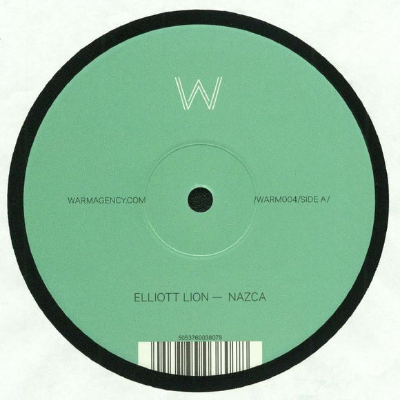 ELLIOTT LION - NAZCA 12